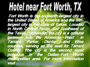 hotel near fort worth, tx, fort worth tx hotels