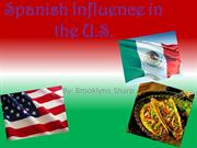 spanish influence in the us powerpoint