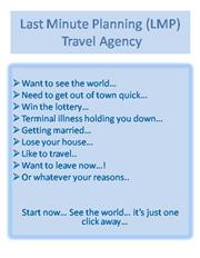 Project 3 - Travel Handouts