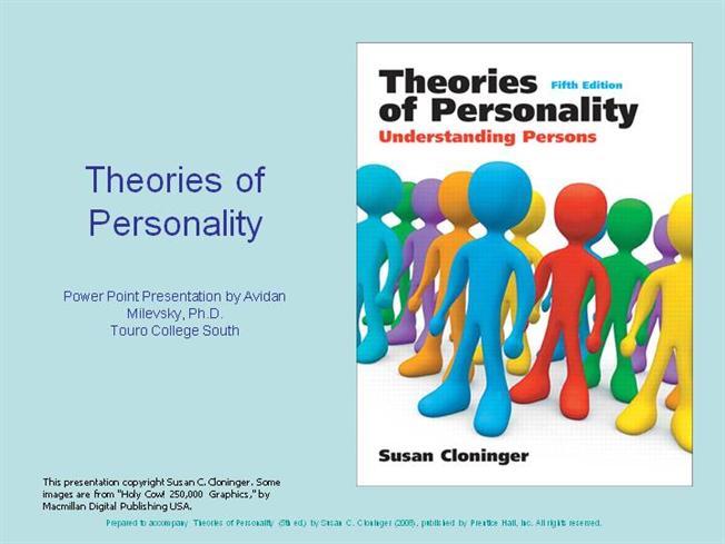 Amita ppt on personality theories.