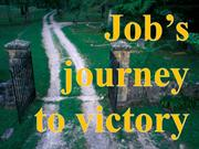 Job's_Journey_to_victory By Tyrone Paul