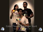 Color Theory Scavenger Hunt