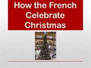 How the French Celebrate Christmas