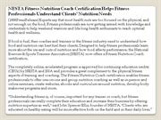 nesta fitness nutrition coach certification helps fitness professional
