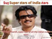 Super star of all the super stars