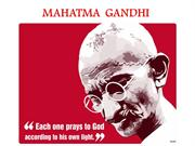 Mahatma Gandhi - Father Of The Nation