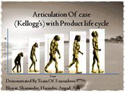 case study for kellogg's(product life cycle in marketing concept)