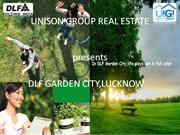 dlf garden city lcknow,dlf garden city,dlf garden city plots lucknow