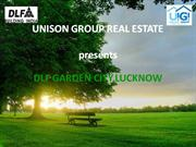 dlf garden city lucknow,dlf garden city,dlf garden city raibareilly rd