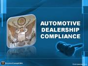 Automotive Dealership Compliance