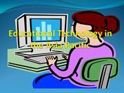 Educational Technology in the Asia Pacific