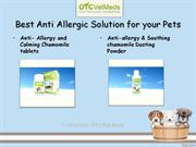 Anti - allergy tablets & Powder