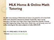 MLK Home & Online Math Tutoring pp
