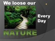 Nature ppt Jeppe