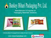 Bopp Extrusion Laminated PP Woven Bags by Bankey Bihari Packaging