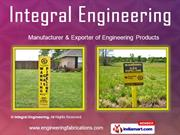 Engineering Equipment by Integral Engineering Chennai