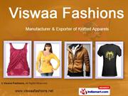 Ladies T Shirt by Viswaa Fashions Tiruppur