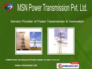 Power Services by MSN Power Transmission Private Limited Nagpur