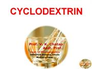 cyclodextrin