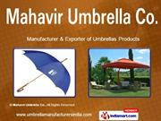 Promotional Umbrella by Mahavir Umbrella Co. Mumbai