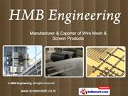 Wire Mesh Products by Hmb Engineering Noida