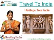 Travel to India - Tourism in India enjoy Attractions in India