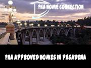 FHA Home Connection-Pasadena homes for sale-FHA approved