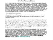 photo recovery, media recovery software-image recovery software to rec