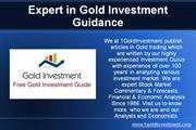Gold Investment Guidance
