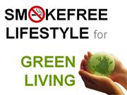 Smokefree Lifestyle for Green Living