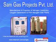 Psa Nitrogen Gas Plants by Sam Gas Projects Pvt. Ltd. Ghaziabad
