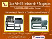 Canning Line by Suan Scientific Instruments &Amp; Equipments Kolkata
