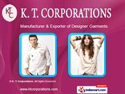 Woven Garments by K. T. Corporations Tiruppur