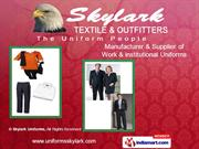 Institutional Uniforms by Skylark Uniforms Chennai