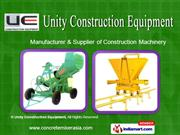 Concrete Vibrators by Unity Construction Equipment Ahmedabad