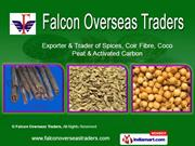 Coconut Products by Falcon Overseas Traders Madurai