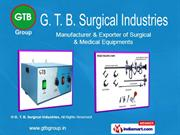 Welch Allyn Ent by G. T. B. Surgical Industries New Delhi