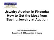 Auction-Systems_Powerpoint_20111013_Jewelry_Auction