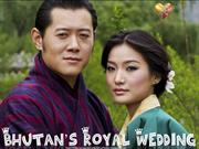 Bhutan's Royal Wedding