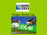 Douggie Rugby World Cup