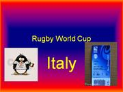 Harry N Rugby World Cup