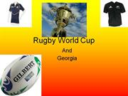 Hayden Rugby World Cup