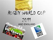 Taylor Rugby World Cup