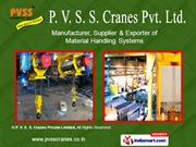 Industrial Cranes by  PVSS Cranes & Components, Pune