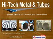 Stainless Steel Pipes &Amp; Tube by Hi - Tech Metal &Amp; Tubes Mumbai