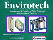 Waste Water Treatment by Envirotech Ahmedabad
