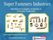 Ms Pipe Fittings by Super Fasteners Industries Mumbai