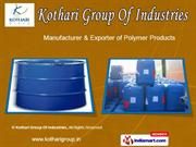 Products For Precast Concrete Industry by Kothari Group Of Industries