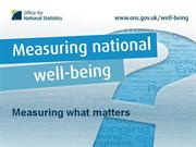 Update on ONS Wellbeing Programme - Rob Warner, ONS