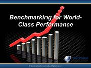 Benchmarking for World-class Performance by Allan Ung